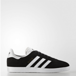 Adidas Gazelle Black Laces