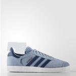 Adidas Gazelle Blue Laces