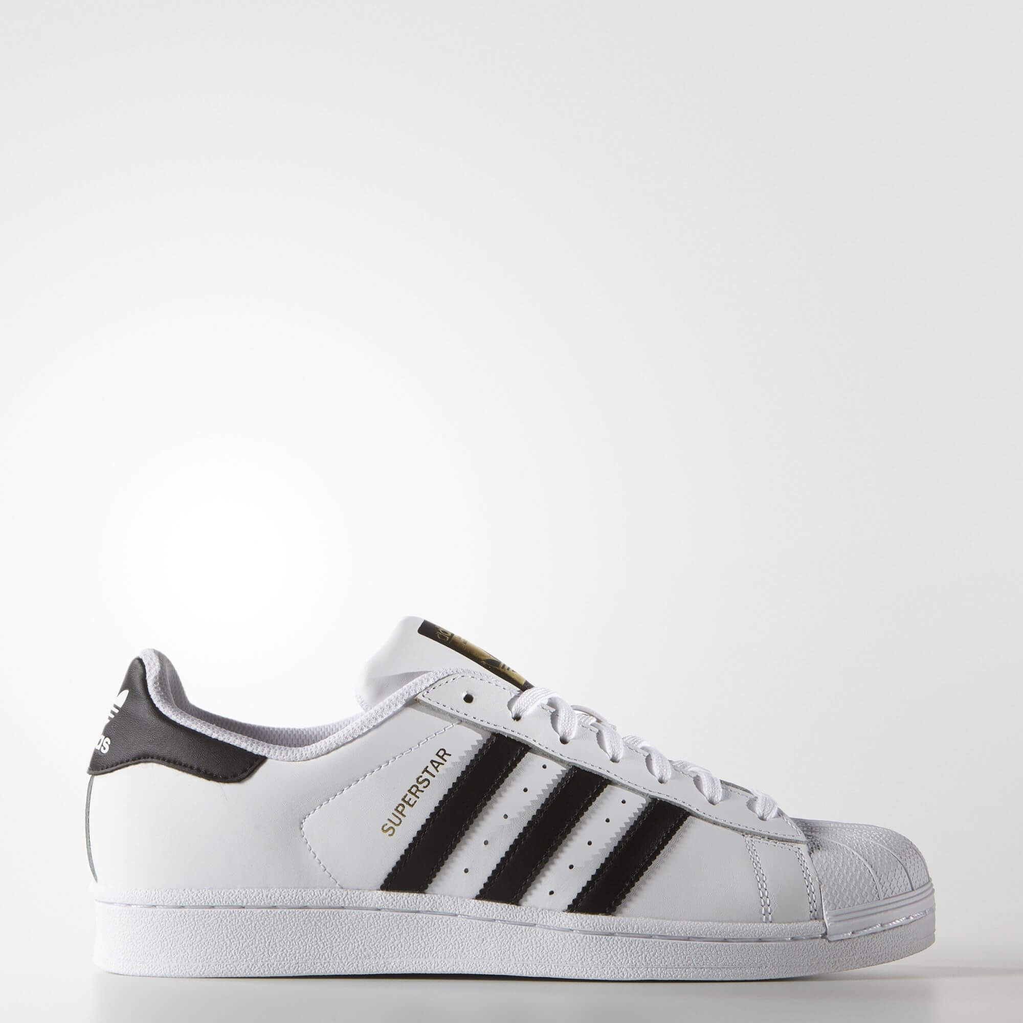 Adidas Superstar flat shoe laces