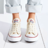 Converse All Star shoe laces