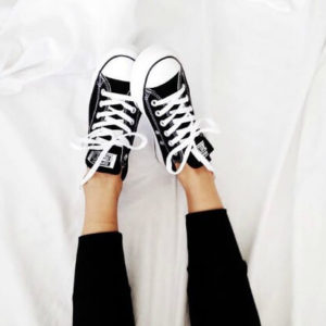 Converse All Star replacement shoe laces