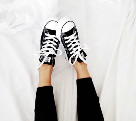 2455b891bb6d Converse All Star replacement shoe laces
