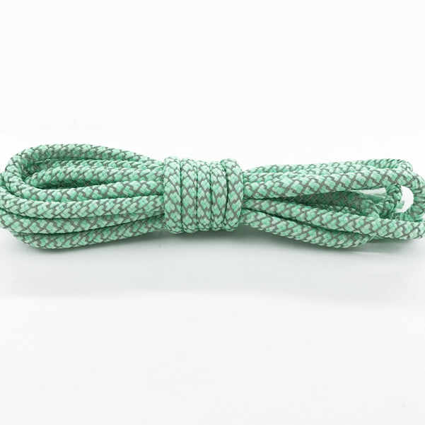 Light Green running shoelaces