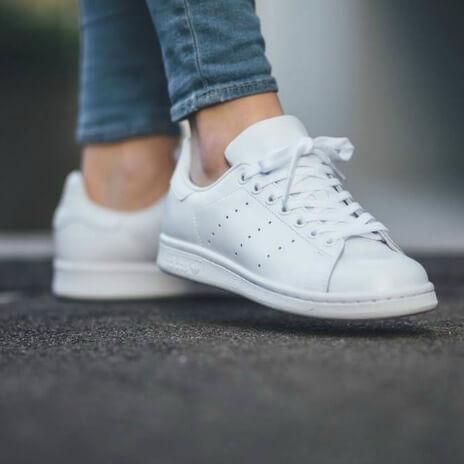 Adidas-Originals-Stan-Smith shoe laces