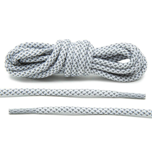 white-3m-shoelaces
