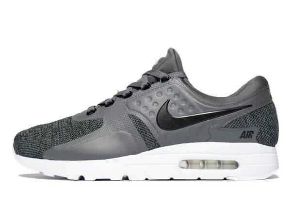 Nike Air Max Zero grey shoelaces