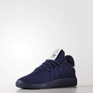 ORIGINALS PHARRELL WILLIAMS TENNIS HU-coloured-laces