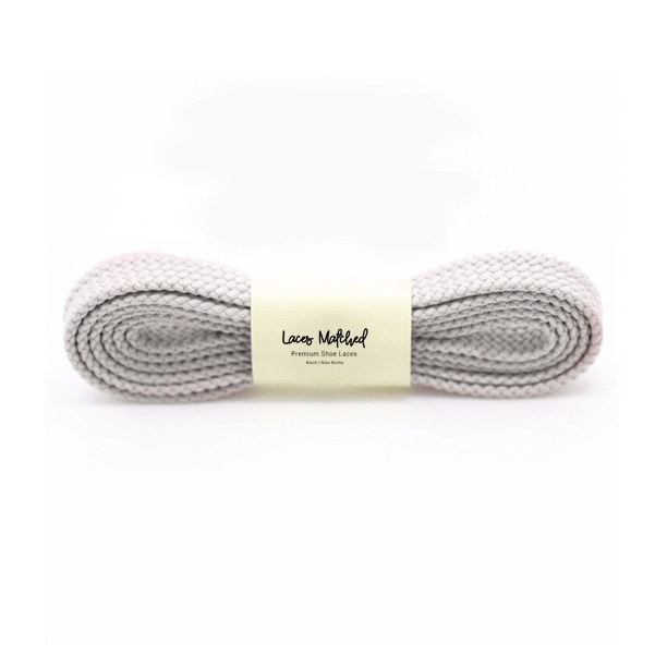 120cm grey shoelaces