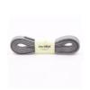 Dark Grey Flat Shoelaces