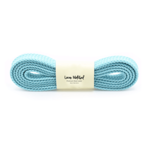 Light Blue 120cm shoelaces