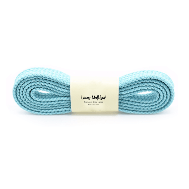 Adidas EQT Light Blue 120cm shoelaces