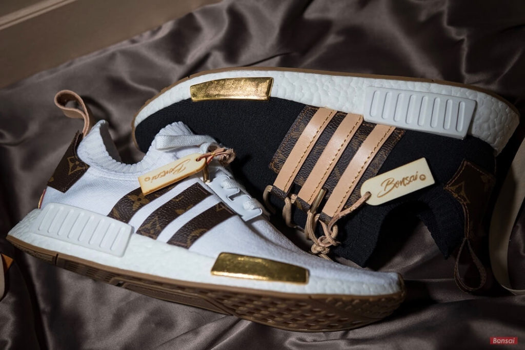 adidas white louis vuitton