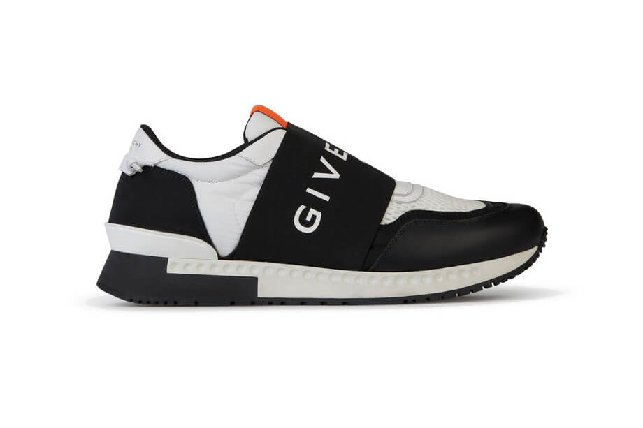 Givenchy follows the bold branding trainer trend 1