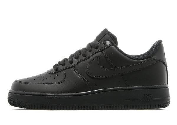 Air Force 1 Black Shoelaces