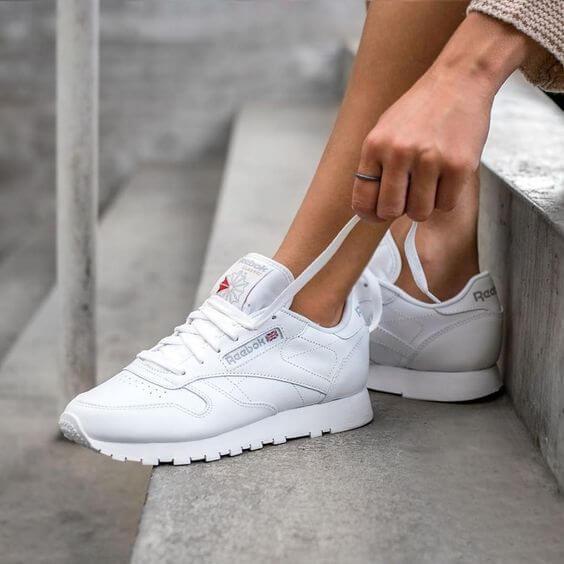 abc96ceb90df Reebok Classic Shoelaces
