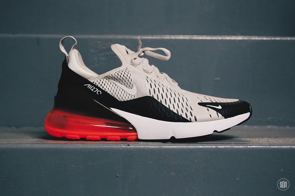 Nike Air Max 270 Light Light 270 Bone and Hot Punch Colourway 0e7a40