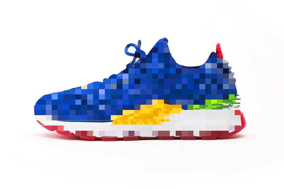 Puma and Sega Sneaker Launch