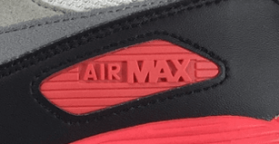 Real Air Max 90 Logo