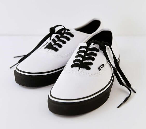 Vans Authentic Shoelace