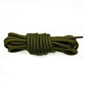 olive round shoelaces