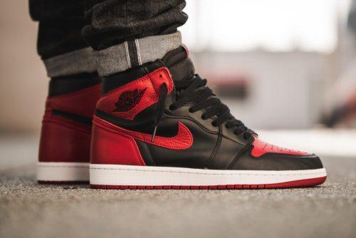 Jordan 1 shoelaces