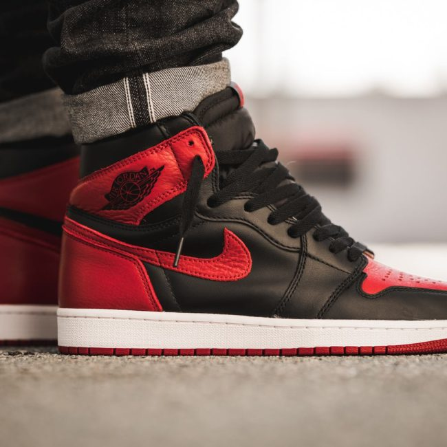Jordan 1 shoelaces